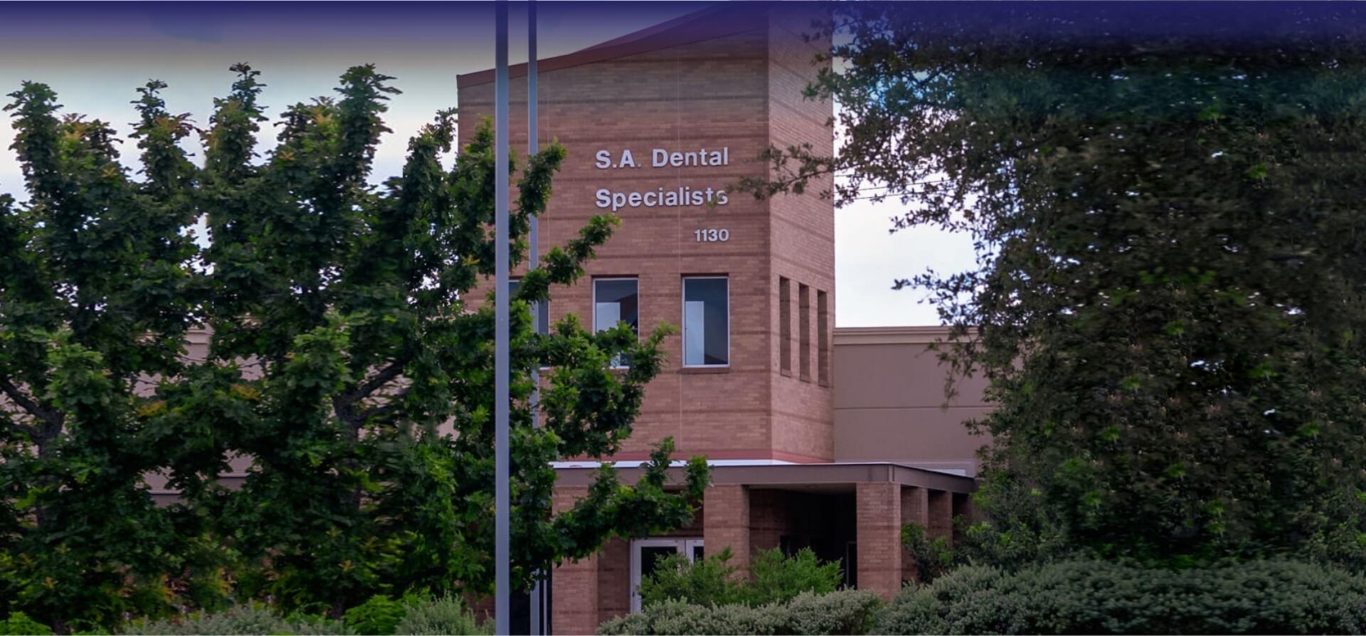 Endodontic Consultants of San Antonio Building